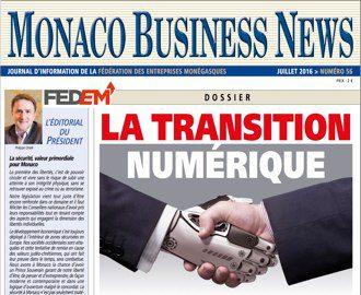 Monaco Business News 201607