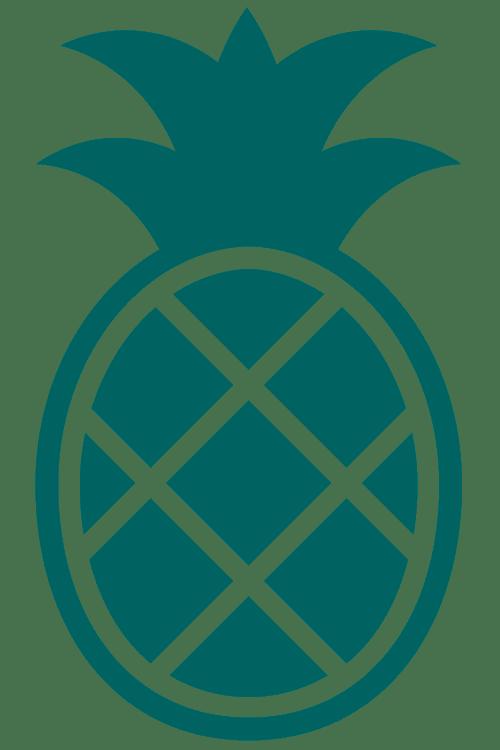 Pineappli Logo Bleu