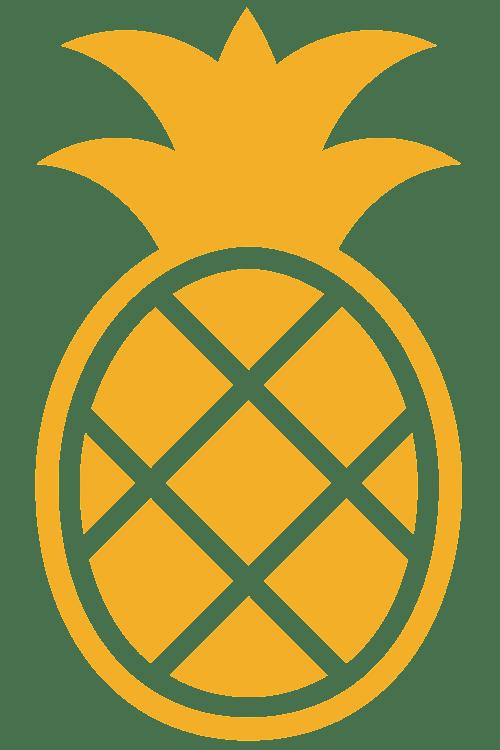 Pineappli Logo Jaune